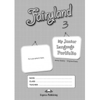 Fairyland 3 My Junior Language Portfolio CEFR A1 - Beginner