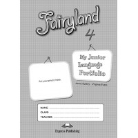 Fairyland 4 My Junior Language Portfolio CEFR A1 - Beginner
