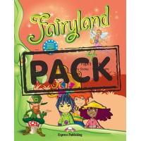 Fairyland 4 Pupil's Book Pack CEFR A1 - Beginner