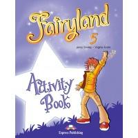 Fairyland 5 Activity Book CEFR A2 - Beginner