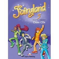 Fairyland 5 Class Audio CDs CEFR A2 - Beginner