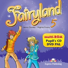 Fairyland 5 Multi-ROM CEFR A2 - Beginner