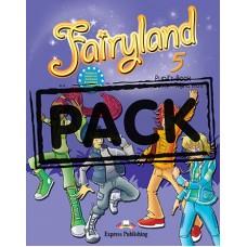 Fairyland 5 Pupil's Book Pack CEFR A1 - Beginner