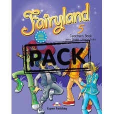 Fairyland 5 Teacher's Book  (interleaved with Posters) CEFR A2 - Beginner
