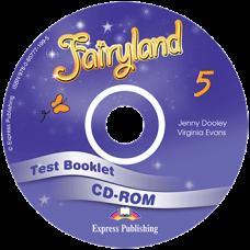 Fairyland 5 Test Booklet CD-Rom CEFR A2 - Beginner