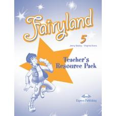 Fairyland 5 Teacher's Resource Pack CEFR A2 - Beginner