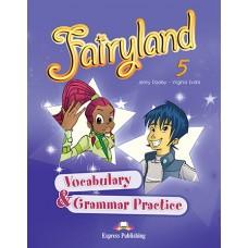 Fairyland 5 Vocabulary & Grammar Practice CEFR A2 - Beginner