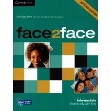 Face2Face Intermediate Workbook with Answer Key