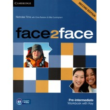 Face2Face Pre-Intermediate Workbook with Answer Key
