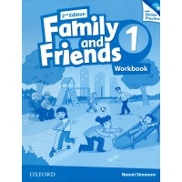 Family and Friends 1 : Workbook with Online Practice