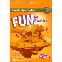 Fun for Starters Teacher's Book