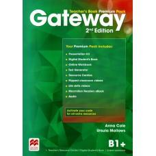 Gateway B1+ Teacher's Book Premium Pack