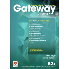 Gateway B2+ Teacher's Book Premium Pack