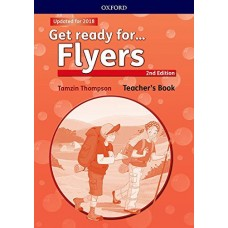 Get Ready for Flyers (Oxford) Teacher's Book Updated for 2018