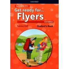 Get Ready for Flyers (Oxford) Student's Book Updated for 2018