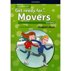 Get Ready for Movers (Oxford) Student's Book Updated for 2018