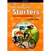 Get Ready for Starters (Oxford) Student's Book Updated for 2018