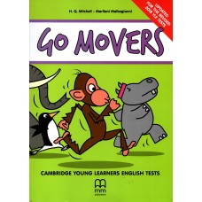 GO MOVERS updated 2018 for Cambridge YLE Tests MOVERS