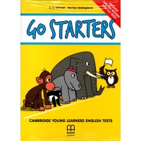 GO STARTERS updated 2018 for Cambridge YLE Tests STARTERS