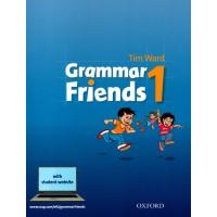 Grammar Friends 1 with Student Website CEFR - Starters
