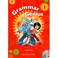 Grammar Genius 1 with downloadable interactive CD-ROM