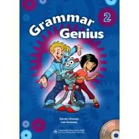 Grammar Genius 2 with downloadable interactive CD-ROM