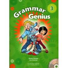Grammar Genius 3 with downloadable interactive CD-ROM