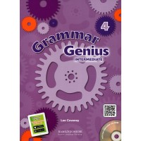 Grammar Genius 4 with downloadable interactive CD-ROM