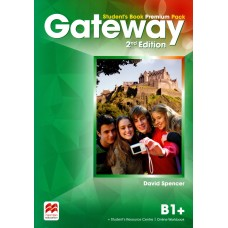 Gateway B1+ Student's Book Premium Pack
