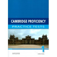 Cambridge Proficiency (CPE - C2) Practice Tests 1 with Audio CD and Key