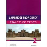 Cambridge Proficiency (CPE - C2) Practice Tests 2 with Audio CD and Key