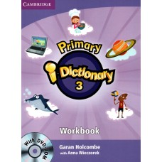 Primary i-Dictionary 3 (A2 - Flyers) Workbook with DVD-Rom Pack