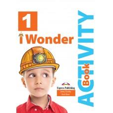 i Wonder 1 Activity Book  A1 - Beginner