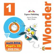 i Wonder 1 Multi-Rom  A1 - Beginner