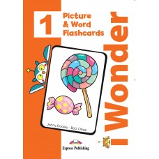 i Wonder 1  Picture & Word Flashcards  A1 - Beginner