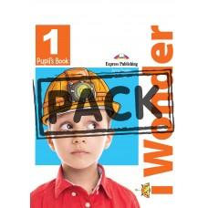 i Wonder 1 Pupil's Book with ieBook  A1 - Beginner