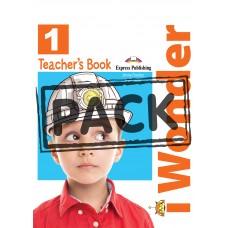 i Wonder 1 Teacher's Book A1 - Beginner