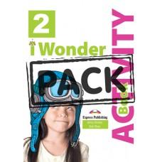 i Wonder 2 - Activity Book with Digibook App  A1 - Beginner