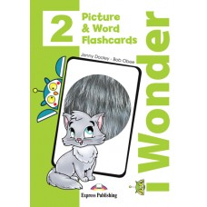i Wonder 2 - Picture & Word Flashcards A1 - Beginner