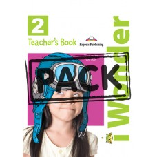 i Wonder 2 - Teacher's Book with posters A1 - Beginner