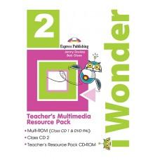 i Wonder 2 - Teacher's Multimedia Resource Pack A1 - Beginner