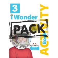 i Wonder 3 - Activity Book with Digibook App A1 - Beginner