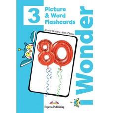 i Wonder 3 - Picture & Word Flashcards A1 - Beginner