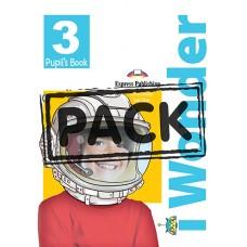 i Wonder 3 - Pupil's Book with ieBook A1 - Beginner
