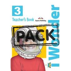 i Wonder 3 - Teacher's Book with posters A1 - Beginner