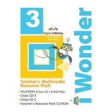 i Wonder 3 - Teacher's Multimedia Resource Pack A1 - Beginner