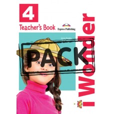 i Wonder 4 - Teacher's Book with posters A1 - Beginner