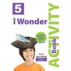 i Wonder 5 - Activity Book with Digibook App A2 - Elementary