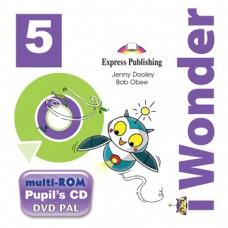 i Wonder 5 - Multi-Rom A2 - Elementary