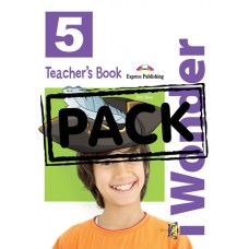 i Wonder 5 - Teacher's Book with posters A2 - Elementary